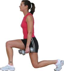 lunges aspire
