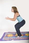 jump squat landing
