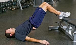 bent knee hip extension aspire club bangkok