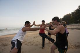 Personal trainer bangkok